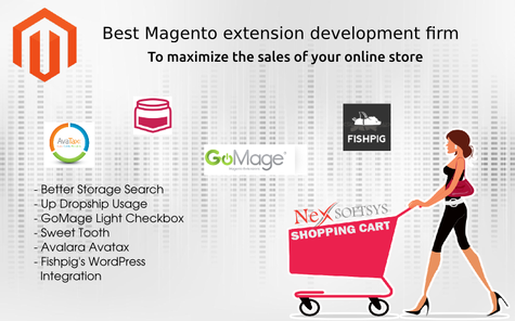 Magento extension development